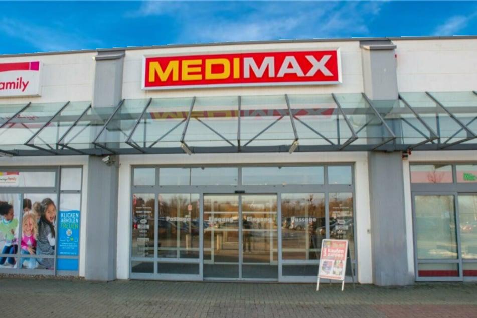 Wegen Schließung! MEDIMAX verkauft bis Mittwoch Technik bis zu 33% günstiger