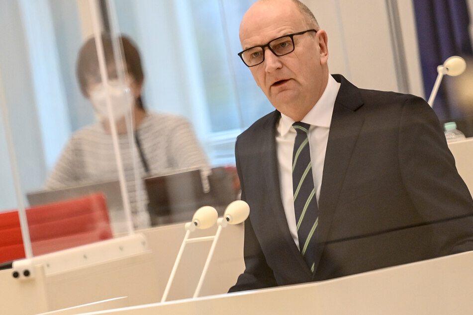 Dietmar Woidke (SPD) kritisiert die Bundesregierung.