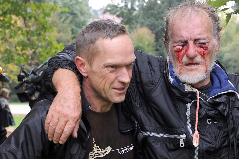 """""""Einfach weggeprügelt"""": Heute vor zehn Jahren eskalierte der Protest gegen Stuttgart 21"""
