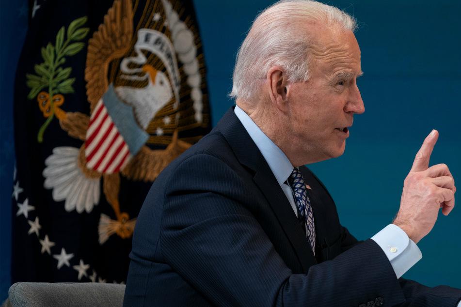 Nach nur 37 Tagen im Amt: Biden lässt Bomben über Syrien abwerfen