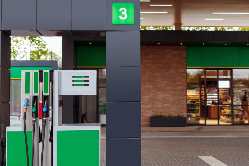 Tankstelle im Leipziger Norden überfallen: Festnahme