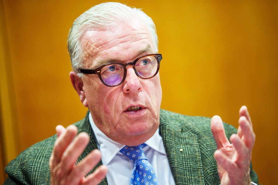 Klaus Reinhardt (60), Präsident der Bundesärztekammer und Facharzt für Allgemeinmedizin.