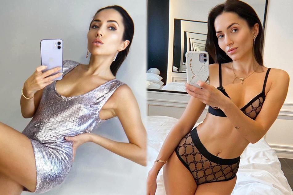 Dschungelcamp: Dschungelcamp: Model Anastasiya Avilova nutzte diesen Trick, um durch die Ekel-Show zu kommen