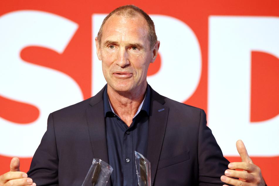 Frank Ullrich (63) ist SPD-Spitzenkandidat für die Bundestagswahl in Südthüringen.