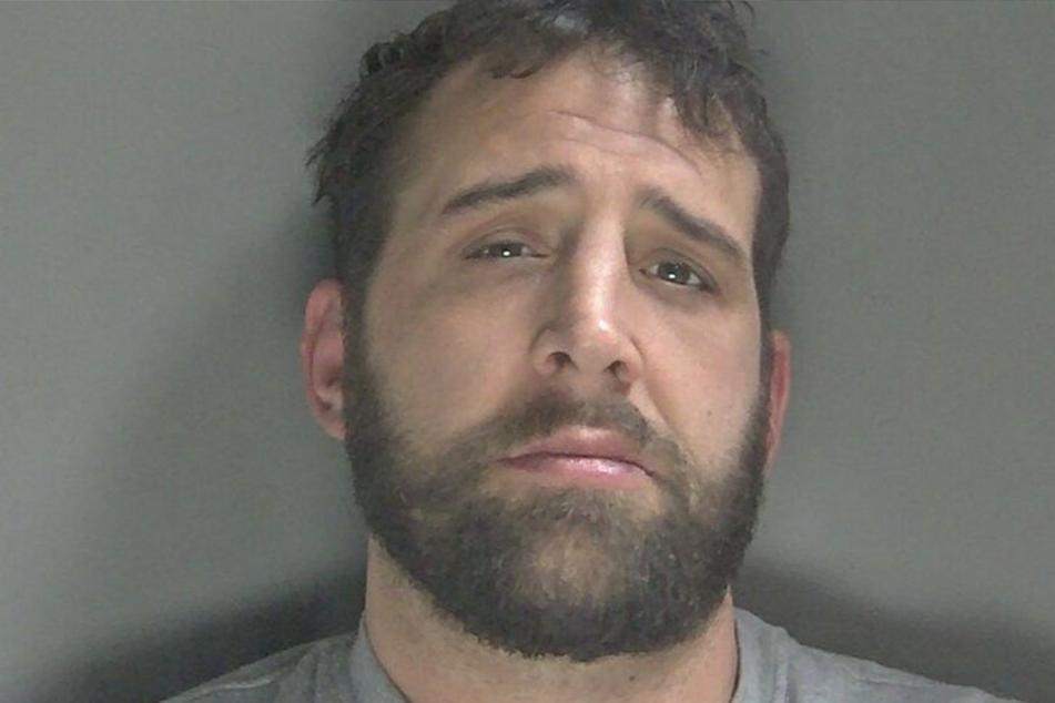 Matthew Evans (36) muss die nächsten Jahre im Gefängnis absitzen.