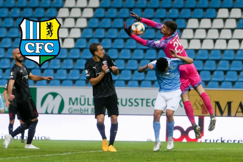 Abwehr patzt, der Angriff lahmt! CFC tritt nach 0:1 gegen Ingolstadt auf der Stelle