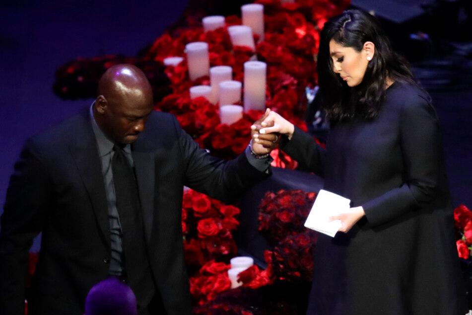 Lakers win NBA title: Vanessa Bryant congratulates the team in memory of her husband Kobe