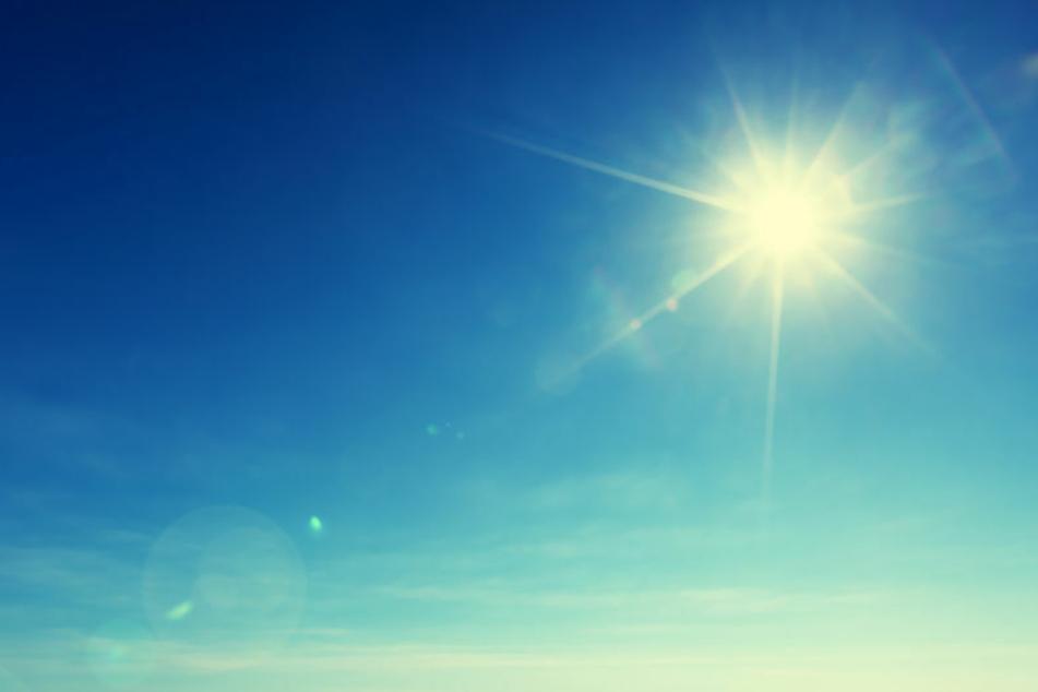Das Wochenende in Thüringen wird sonnig warm. Laut DWD sind für Sonntag Temperaturen zwischen 25 bis 28 Grad zu erwarten. (Symbolbild)