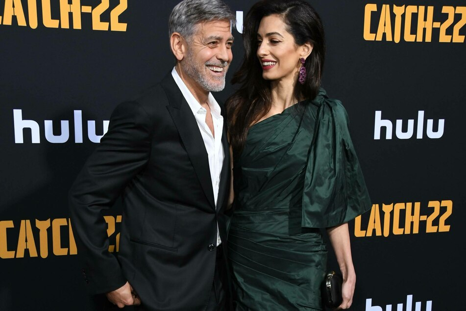 George Clooney (59) has nothing but praise for his wife Amal (42).