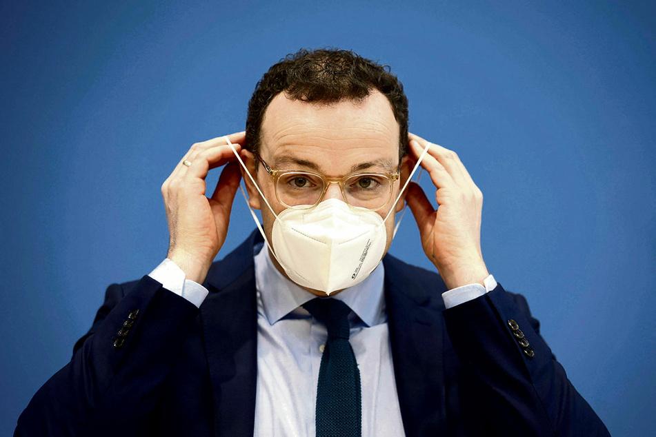 Gesundheitsminister Jens Spahn (40, CDU)