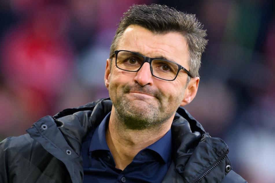 Laut Trainer Michael Köllner (51) hat die Münchner Mannschaft alles gegeben.