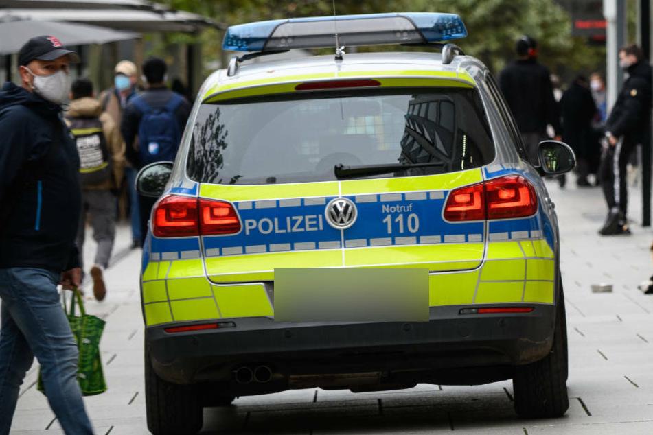 Mit Spritze gedroht und Geld gefordert: Polizei nimmt mutmaßlichen Serienräuber fest
