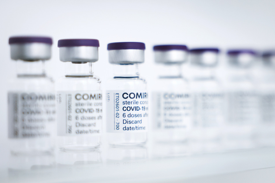 Coronavirus: Mehr als 30 Prozent erstgeimpft