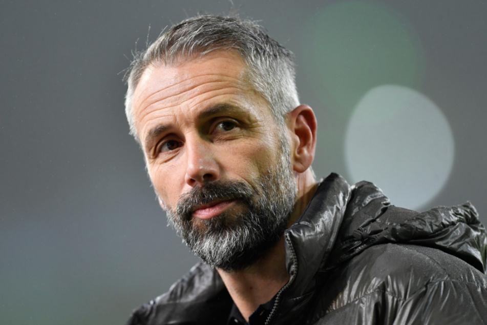 Marco Rose freut sich auf den Klassiker gegen die Bayern
