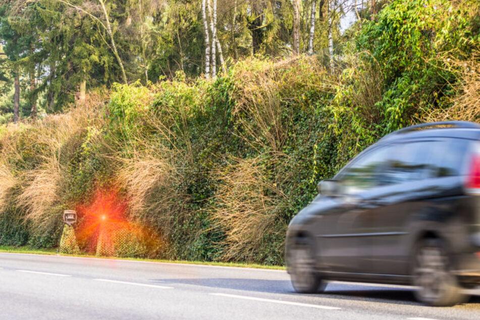 Ein 25-Jähriger wurde am Sonntag nahe Basel mit 145 km/h erwischt. (Symbolbild)