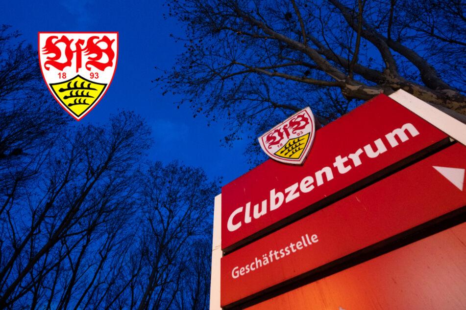 Vogt-Unterstützer platzieren unmissverständliche Botschaften vor VfB-Clubzentrum