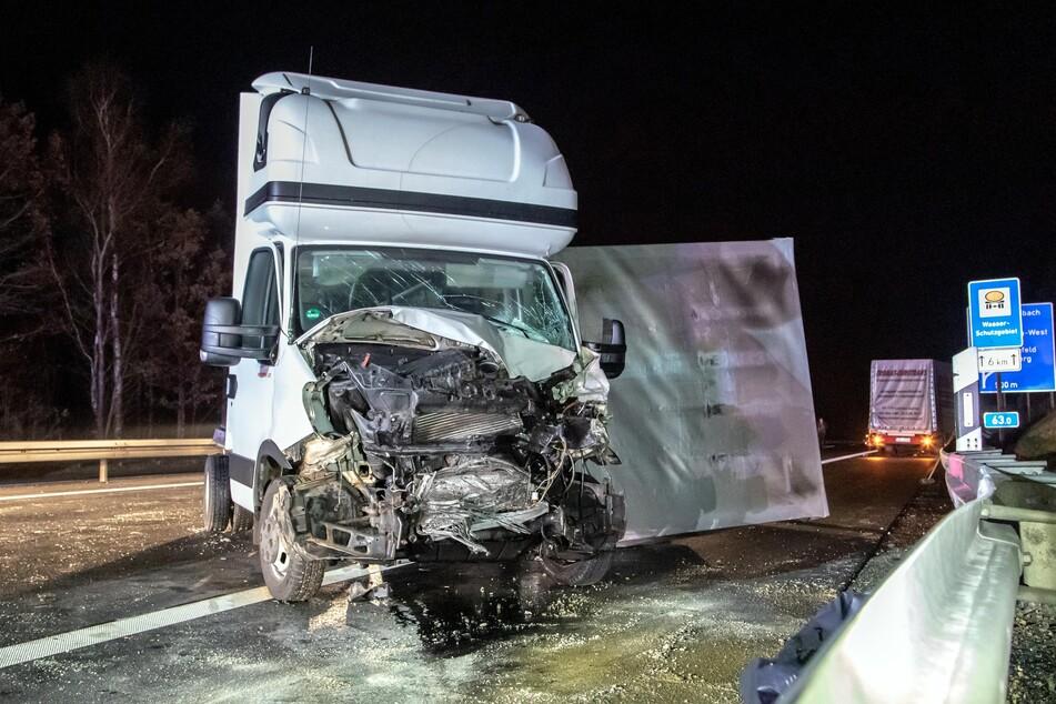 Bilder, News und Hintergründe: TAG24 berichtet über Unfälle auf der A72 (Foto: Andre März/dpa).