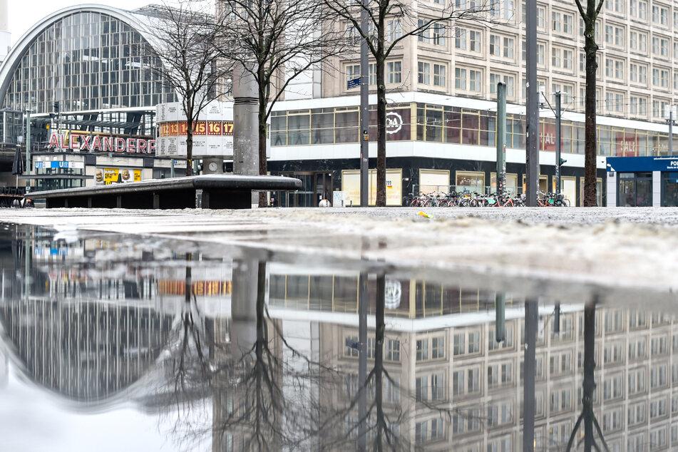 Weiter Schmuddelwetter in Berlin und Brandenburg: Wo bleibt der Frühling?
