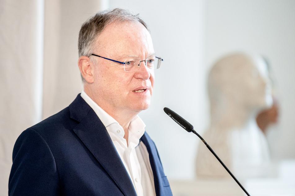 Stephan Weil (SPD), Ministerpräsident in Niedersachsen.