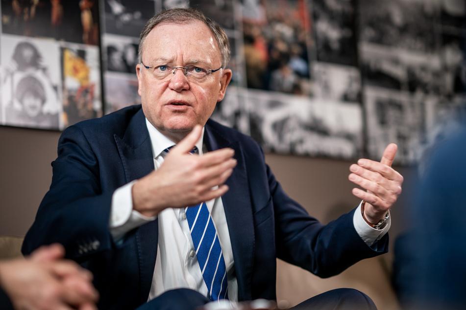 Stephan Weil (SPD), Ministerpräsident von Niedersachsen.