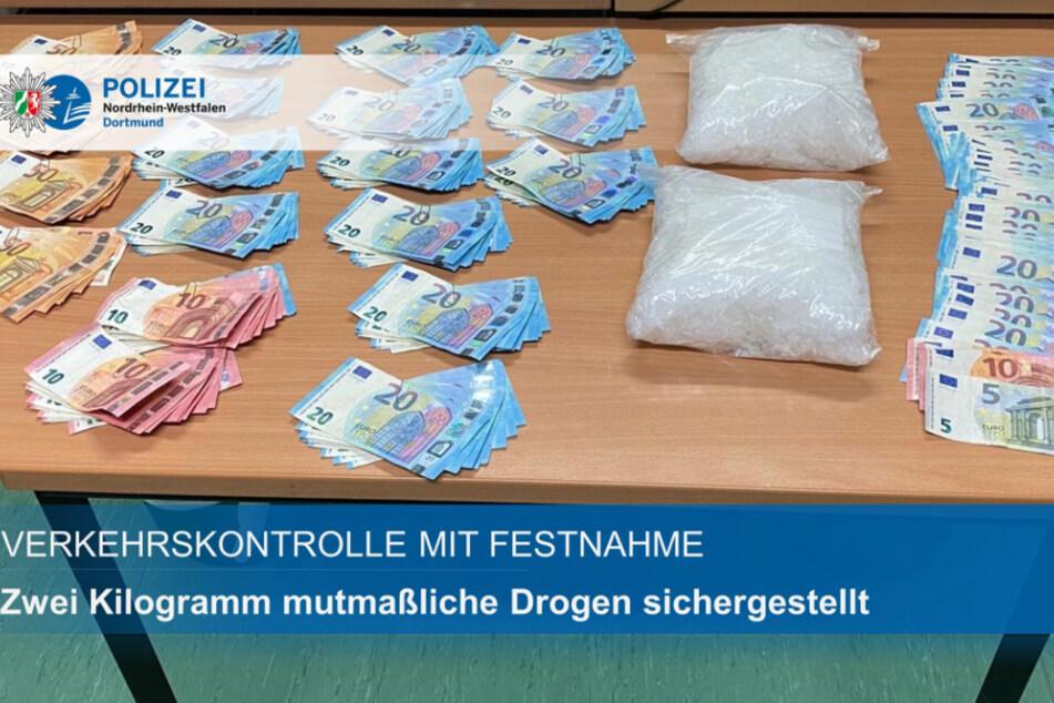 Erwischt: Leipziger fährt mit zwei Kilo Drogen im Gepäck durch Dortmund