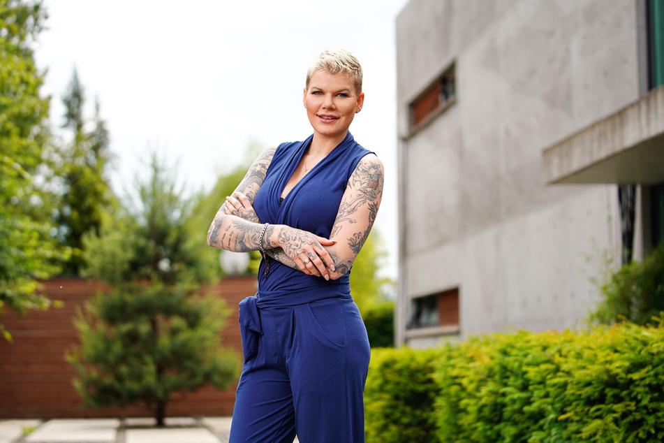 Melanie Müller steht dazu, dass sie polarisiert.