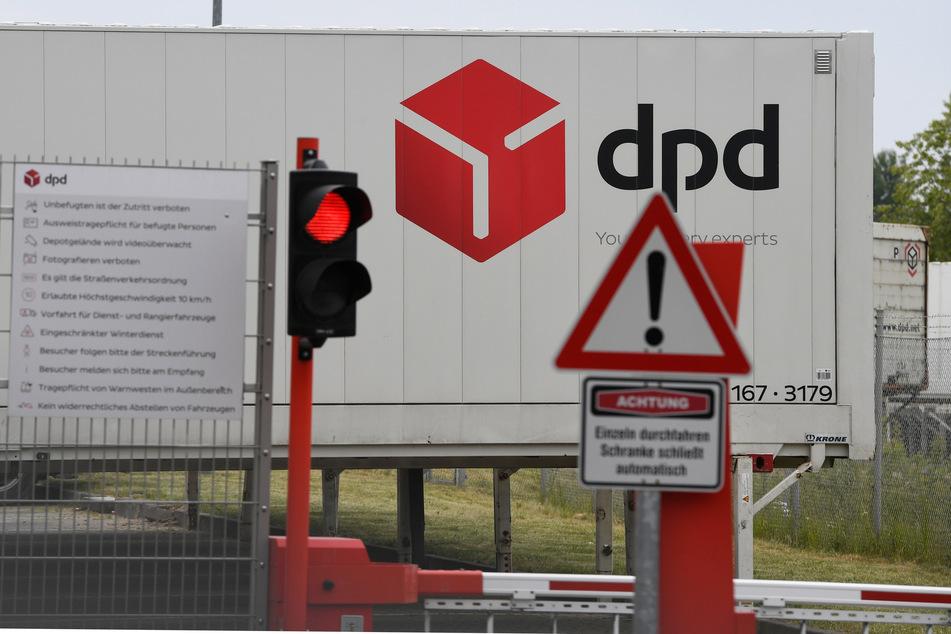 Das DPD-Versandzentrum ist vorerst geschlossen.
