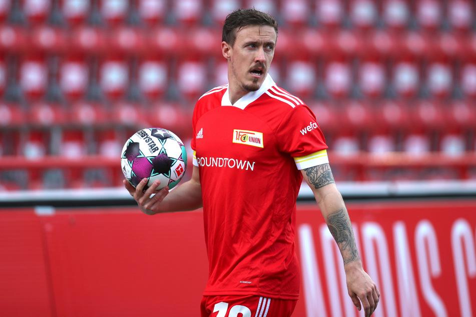 Max Kruse (33) droht gegen den VfL Wolfsburg womöglich auszufallen.