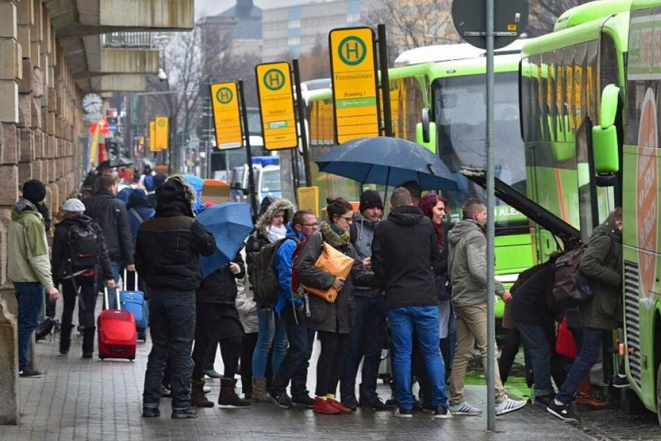 Wie löst man das Fernbus-Chaos am Hauptbahnhof?