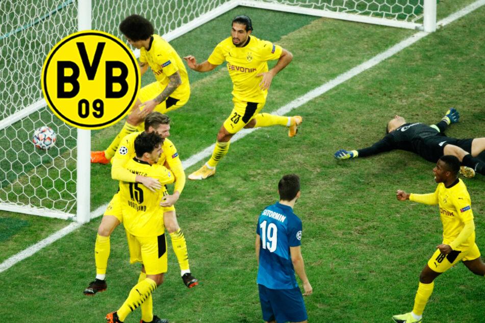 Ausgerechnet Witsel! BVB holt sich in St. Petersburg dreckigen Sieg nach Rückstand