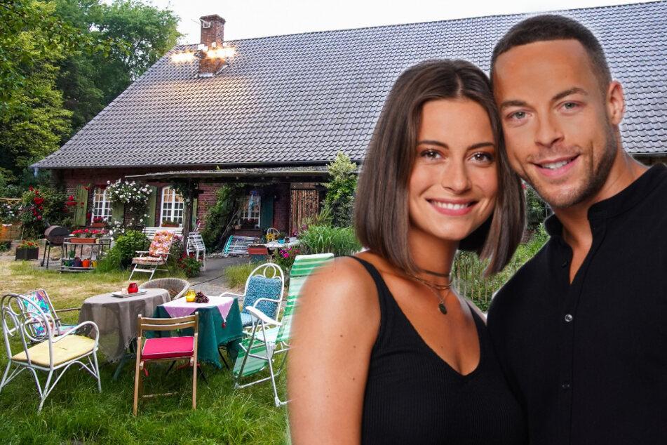 "Sommerhaus der Stars: Bachelor-Paar wehrt sich gegen ""Hassorgien"""