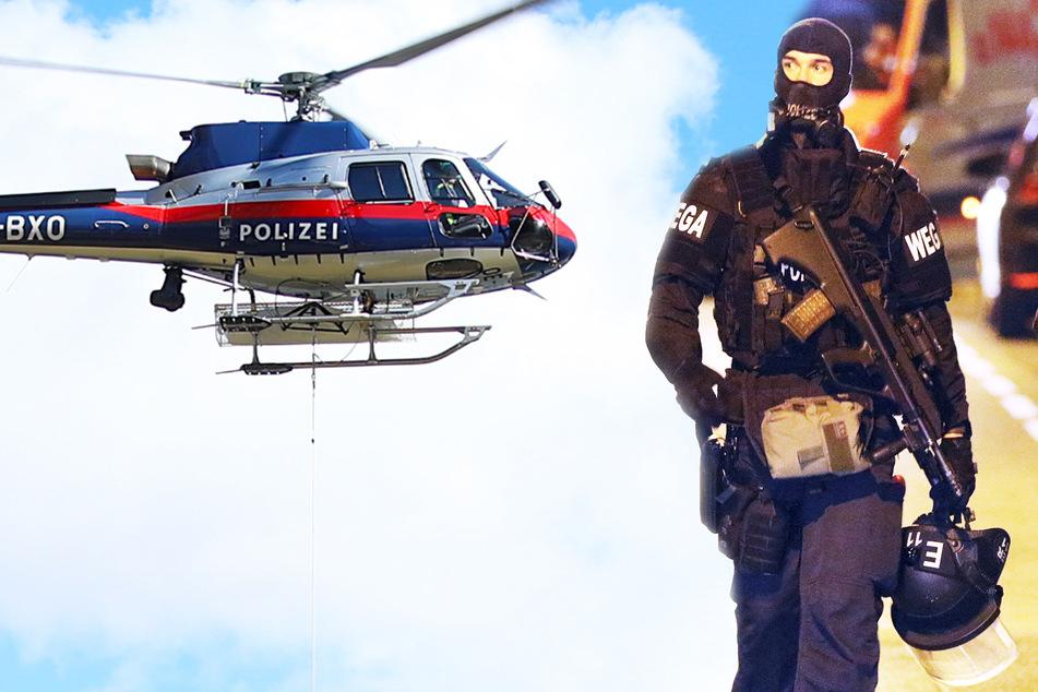 Hubschrauber und Spezialeinheit: Spielender Junge (13) verursacht Großeinsatz