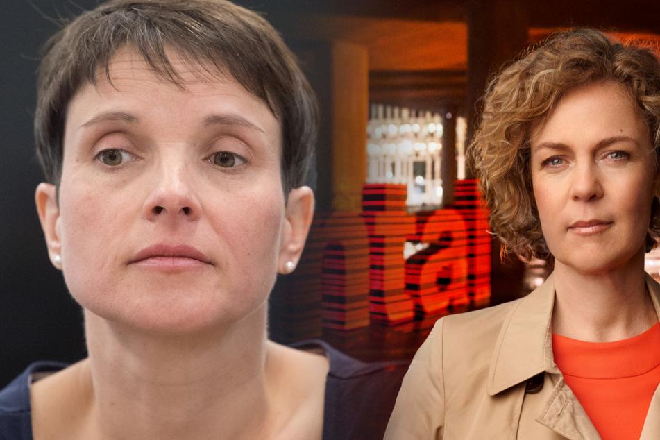 """Frontal 21"": Ex-AfD-Chefin Frauke Petry packt über illegale Spenden aus!"