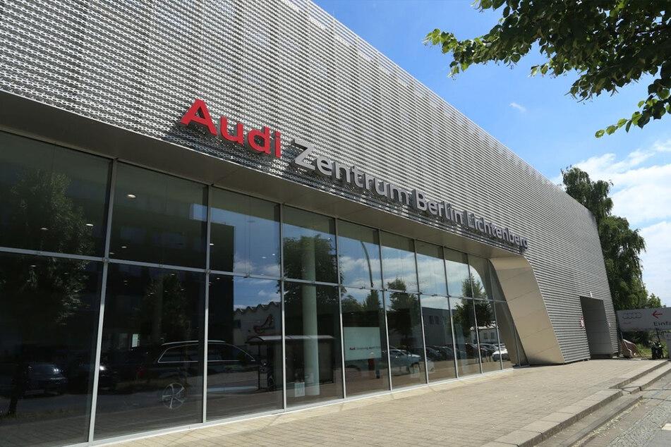 Hier gibt's gerade Gebrauchte von Audi zu absoluten Sonderpreisen!