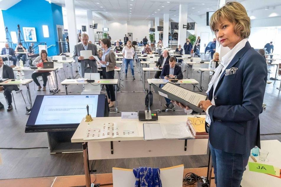 Für OB Barbara Ludwig (58, SPD) ist die Entscheidung ein Schlag ins Gesicht.