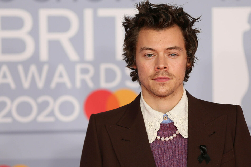 Super Styles! Harry Styles is taking on Marvel