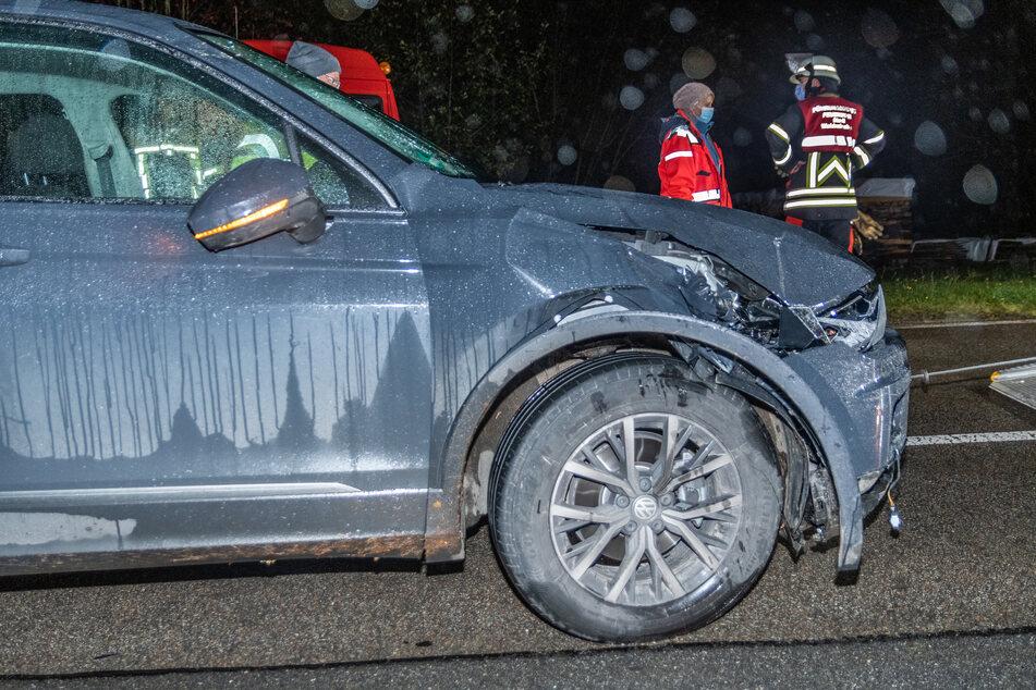 Am Sonntag ist es in Waldmünchen im Landkreis Cham in der Oberpfalz zu einem schrecklichen Unfall mit einem Toten gekommen.