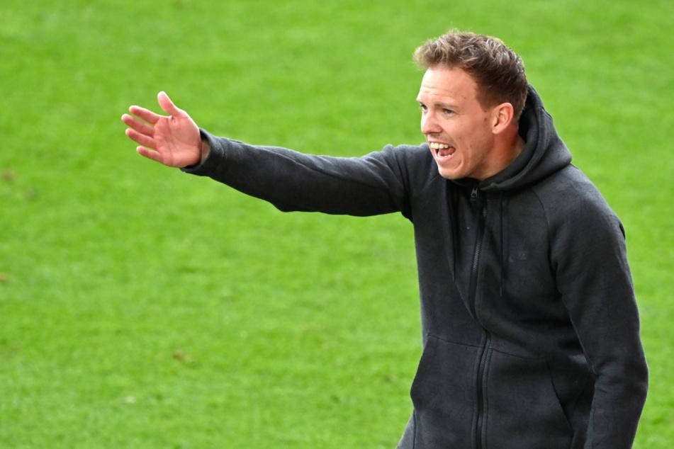 Julian Nagelsmann (33) wird die Geschicke beim FC Bayern in der kommenden Saison leiten.