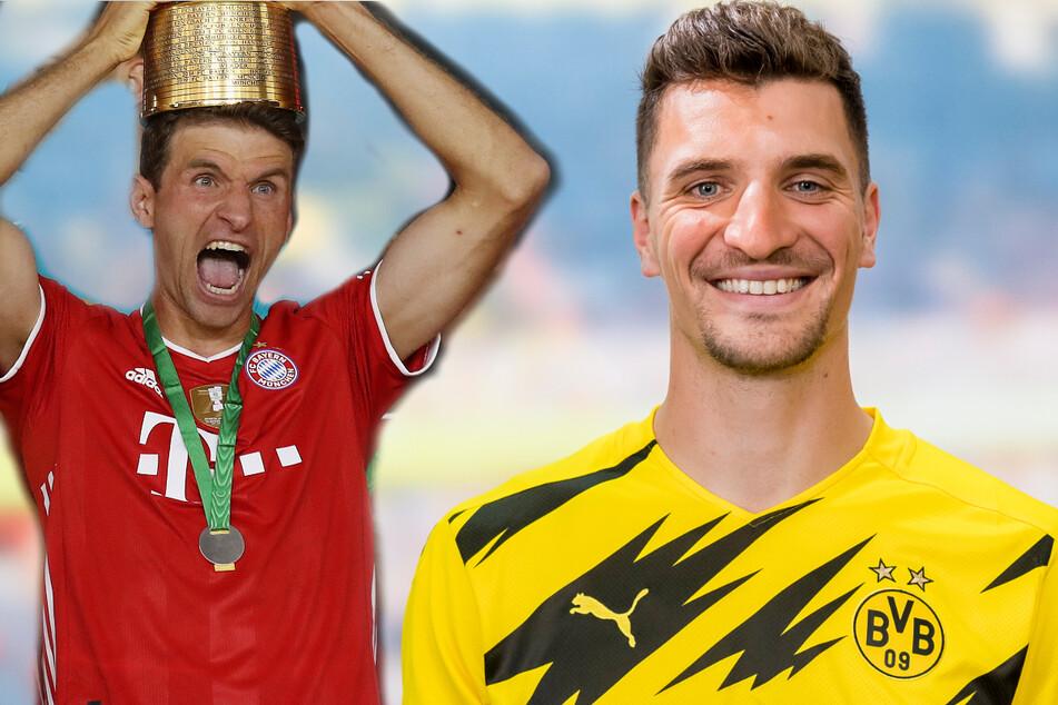 BVB-Neuzugang Thomas Meunier legt sich auf Instagram mit den Bayern an