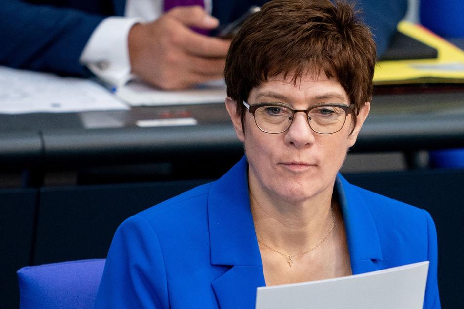 CDU-Chefin Annegret Kramp-Karrenbauer (57). (Archivbild)