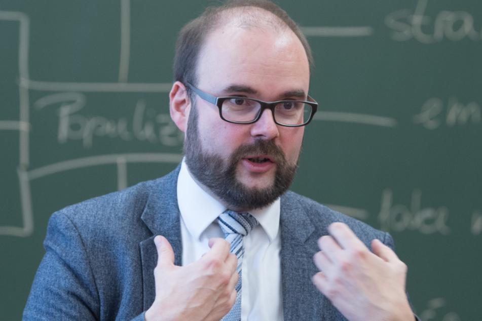 Sachsens Kultusminister: Christian Piwarz (44, CDU).