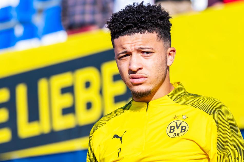 Jadon Sancho konnte und kann sich bei Borussia Dortmund gut entwickeln und dient damit als Vorbild für viele junge englische Talente.