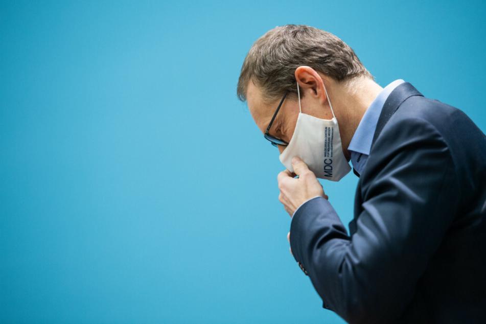 Berliner Senat berät über Lockdown-Verlängerung und verschärfte Maskenpflicht