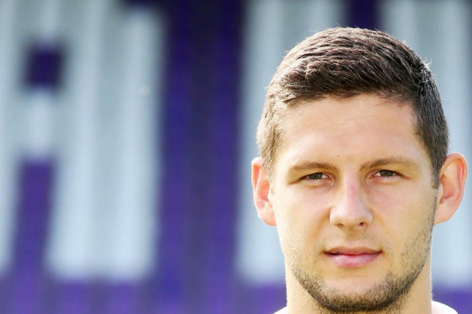 Ex-Auer Stipe Vucur kehrt nach Deutschland zurück und wechselt in die 3. Liga!