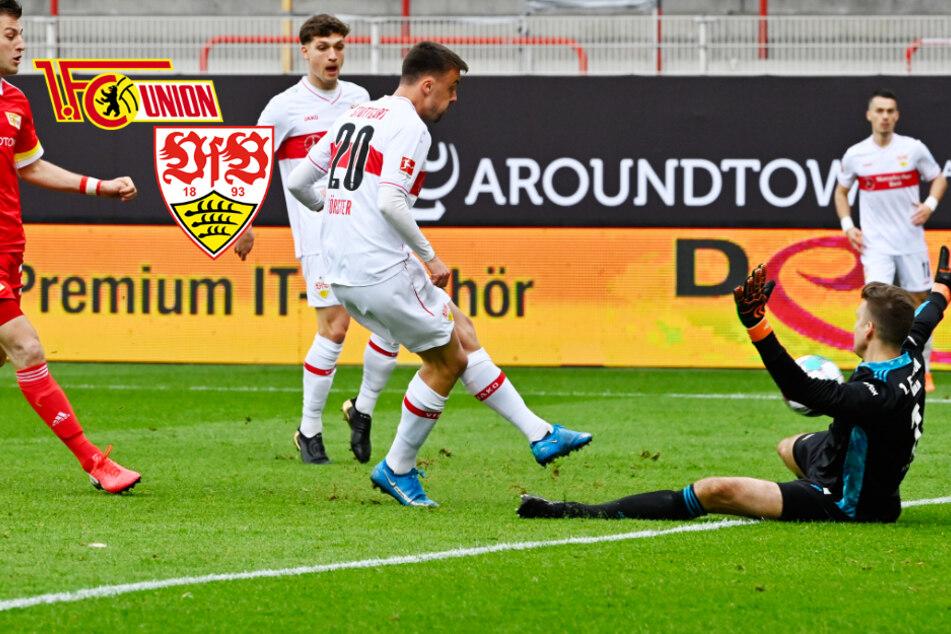 VfB Stuttgart beißt sich an Union Berlin die Zähne aus
