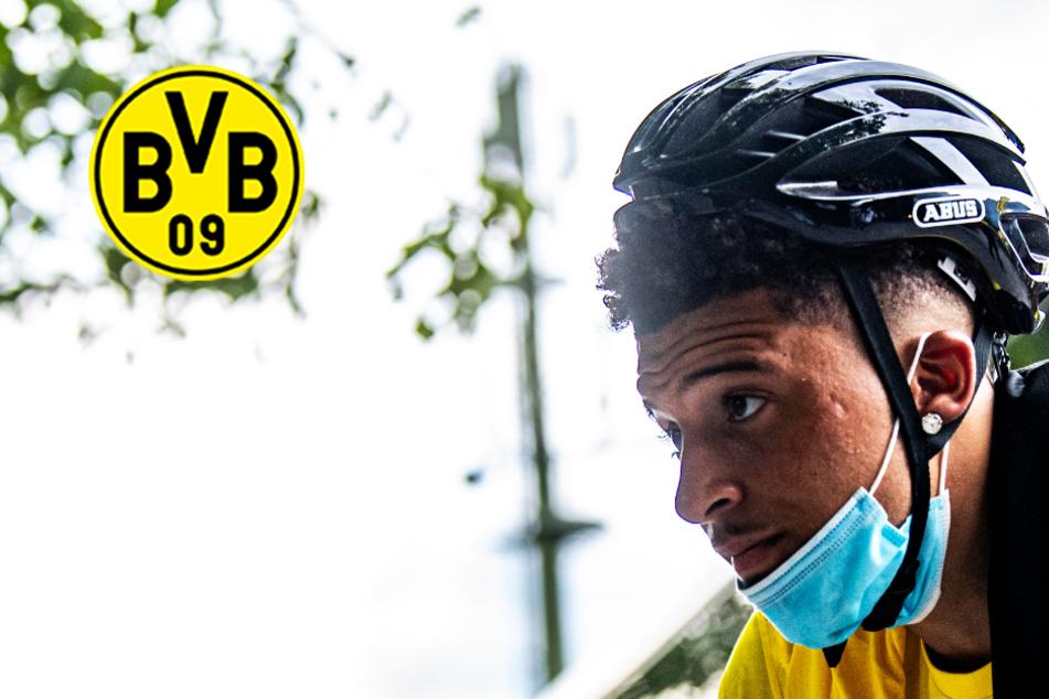 Sancho war so felsenfest von BVB-Abgang überzeugt, dass er sich verabschiedete!
