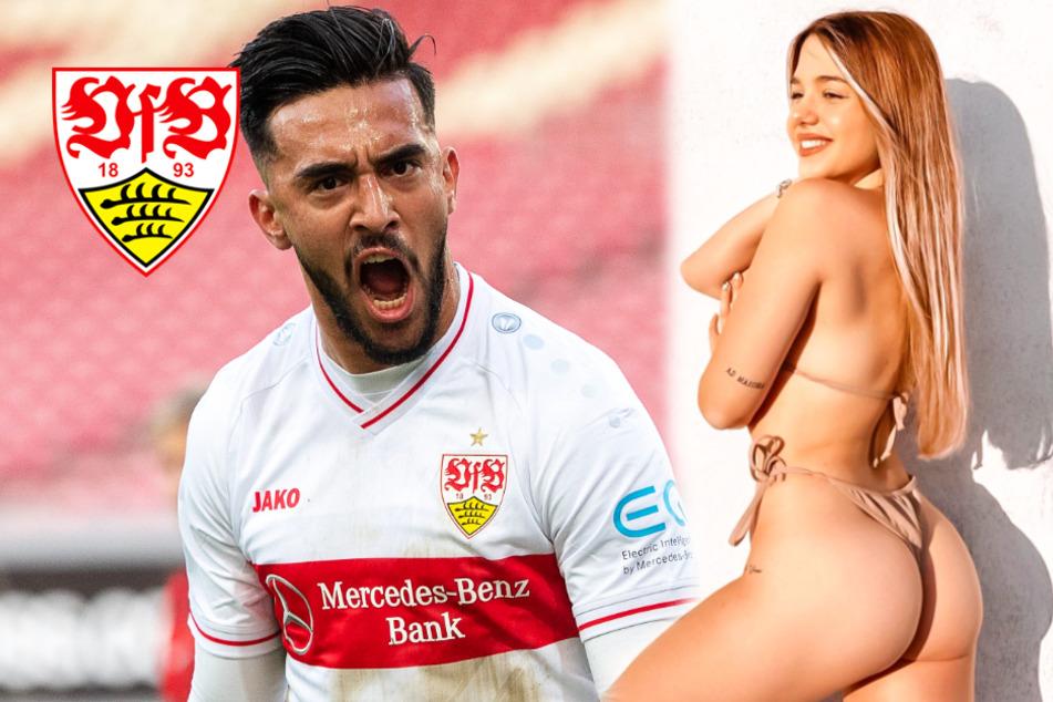 Das ist die heiße Frau an der Seite von VfB-Granate Nicolas Gonzalez