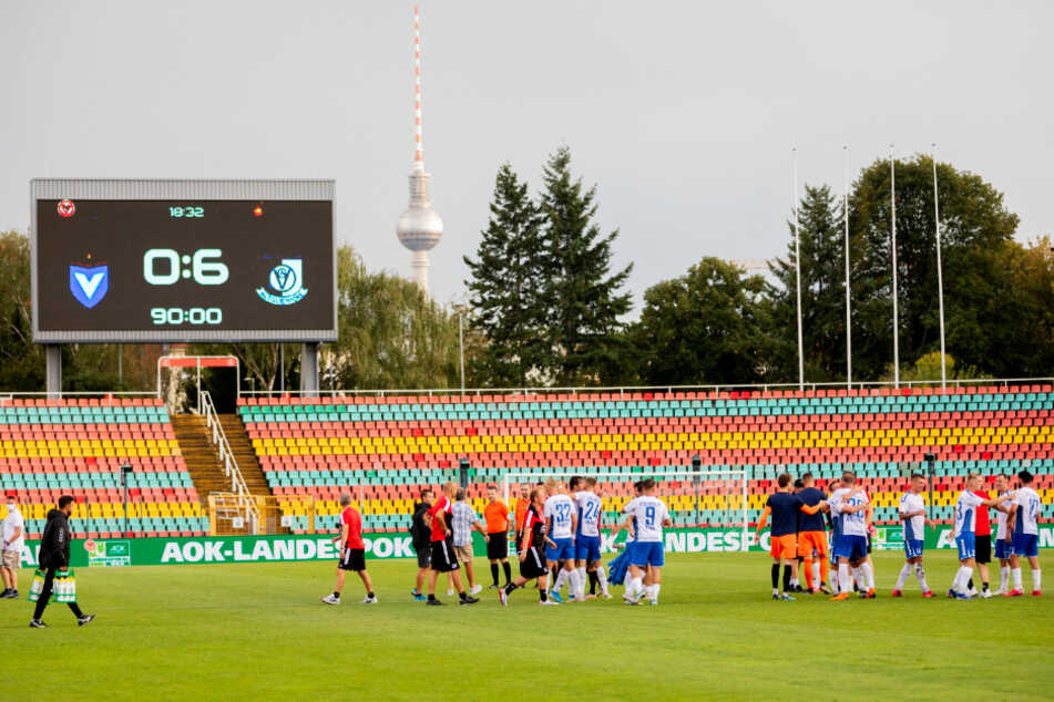 Viktoria verlor das Berliner Pokalfinale am 22. August gleich mit 0:6 gegen die VSG Altglienicke. Unter der Woche revanchierte man sich und schlug den Rivalen in der Liga mit 2:1.