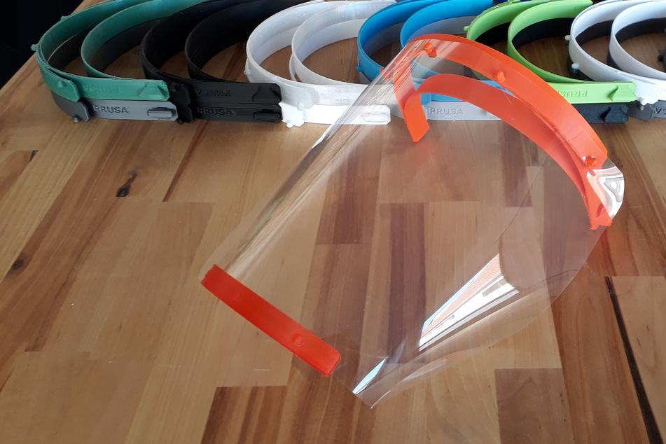 High-Tech contra Corona: Diese Schutzmaske stammt komplett aus dem 3D-Drucker