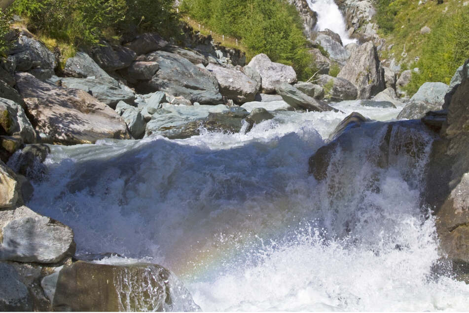 Leichenfund sorgt für traurige Gewissheit: Bei einem Bootsunfall auf der Isel in Tirol ist ein Mann in Österreich ertrunken. (Symbolbild)